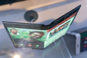 Lenovo opvouwbaar tablet